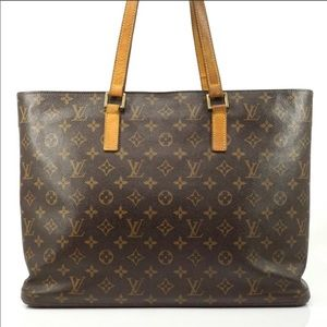 Authentic Louis Vuitton Luco Tote